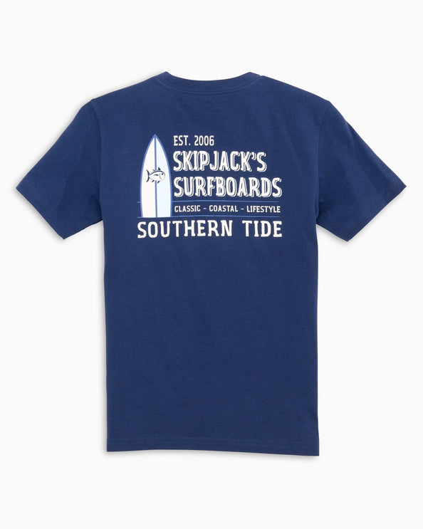 Kids Skipjack's Surfboards T-Shirt
