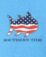 Kids Star Spangled Skipjack T-Shirt | Southern Tide