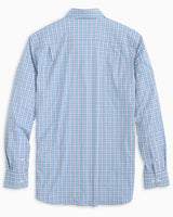 The folded view of the Men's La Sabana Intercoastal Sport Shirt by Southern Tide