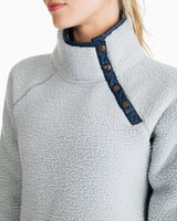 Laura Fleece Pullover Sweater | Southern Tide