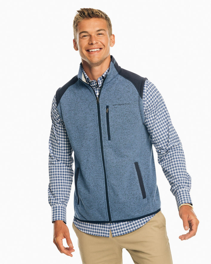 Leadline Fleece Vest
