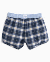 Lighthouse Plaid Lounge Short | Southern Tide