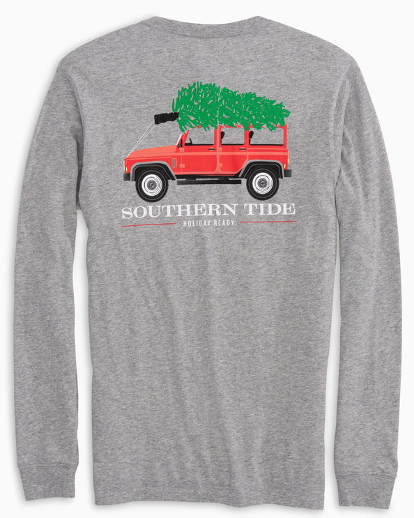 Long Sleeve Holiday Ready T-Shirt