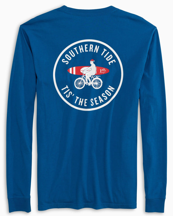 Long Sleeve Tis The Season T-Shirt