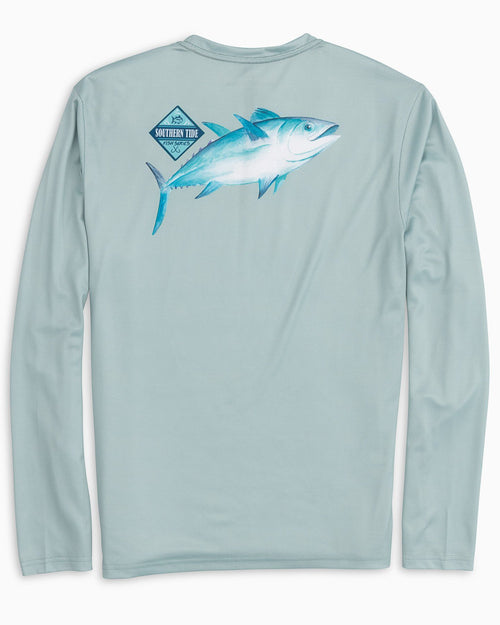Long Sleeve Tuna Performance T-Shirt | Southern Tide