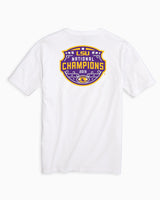 LSU Tigers National Champions T-Shirt | Southern Tide