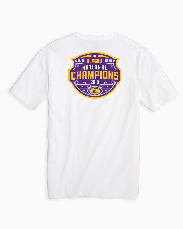LSU Tigers National Champions T-Shirt
