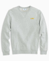 LSU Upper Deck Pullover Sweater | Southern Tide
