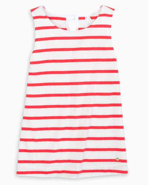 Mirable Striped Sleeveless Tank Top | Southern Tide