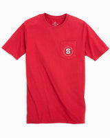 NC State Chant Short Sleeve T-Shirt | Southern Tide