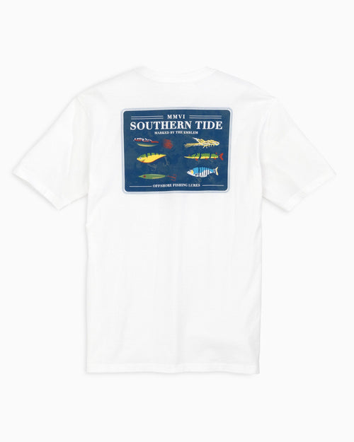 Offshore Fishing Lures T-Shirt | Southern Tide