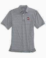 Ohio State Buckeyes Striped Polo Shirt | Southern Tide