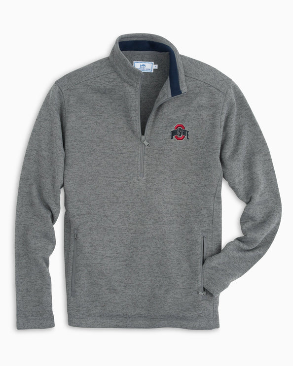 Ohio State Sweater Fleece Quarter Zip