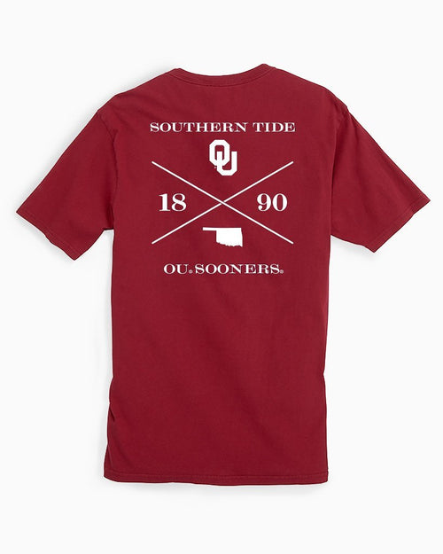 Oklahoma Sooners Short Sleeve T-Shirt | Southern Tide
