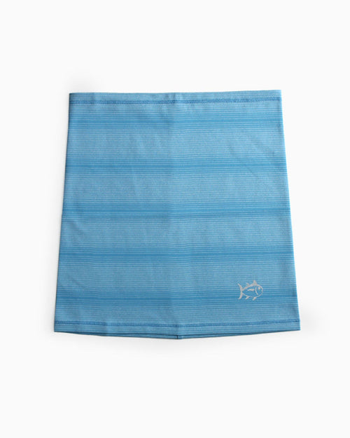 Ombre Striped Performance Neck Gaiter | Southern Tide