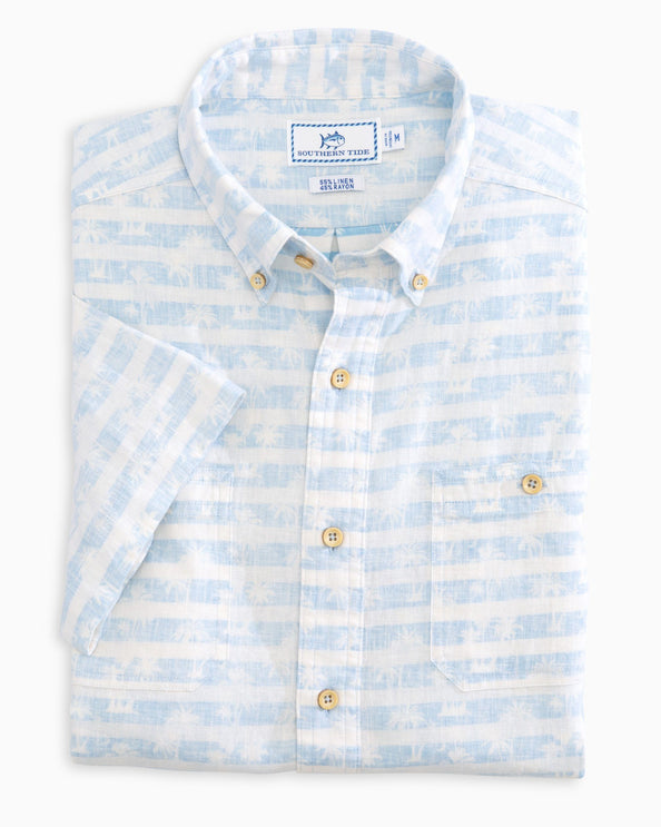 Palm Short Sleeve Dock Shirt
