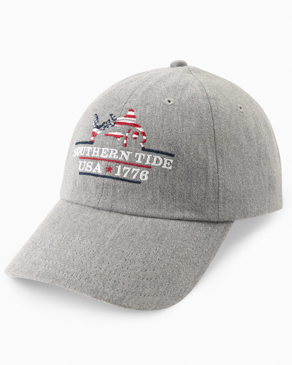 Patriots Embroidered Heather Hat