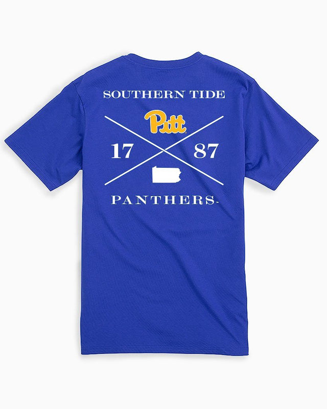 Pittsburgh Panthers Short Sleeve T-Shirt | Southern Tide