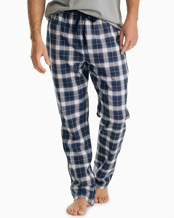 Plaid Flannel Lounge Pant
