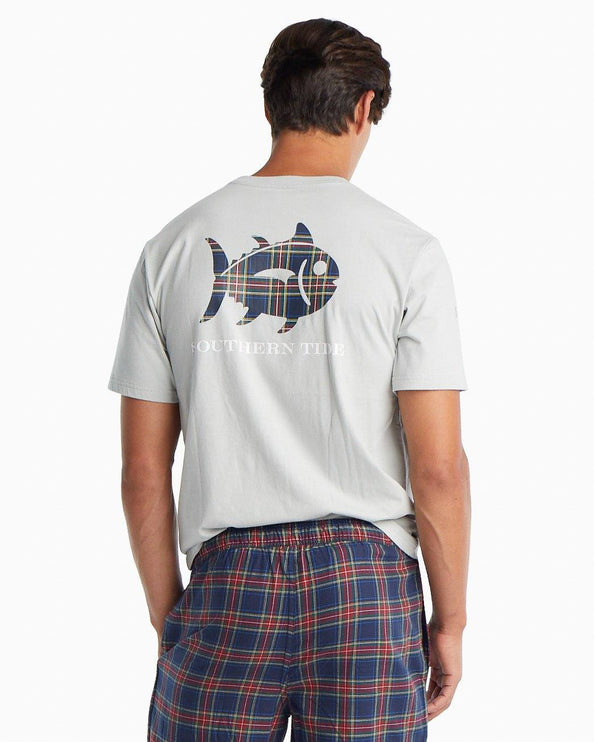 Plaid Skipjack T-Shirt