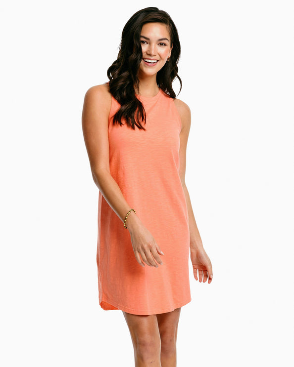 Portia Sun Farer Sleeveless Dress