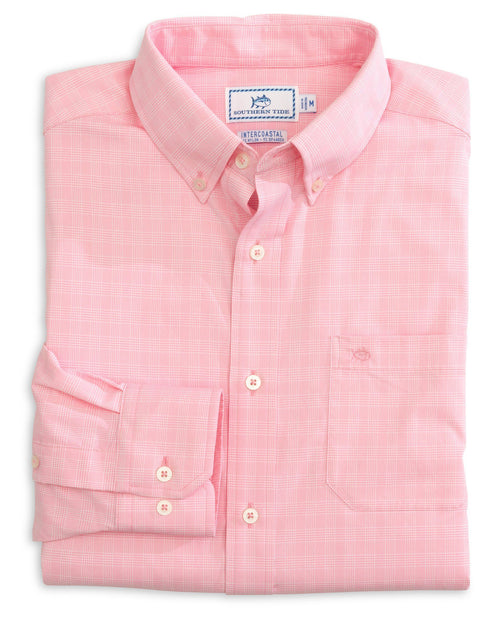 Prince of Wales Intercoastal Sport Shirt | Southern Tide