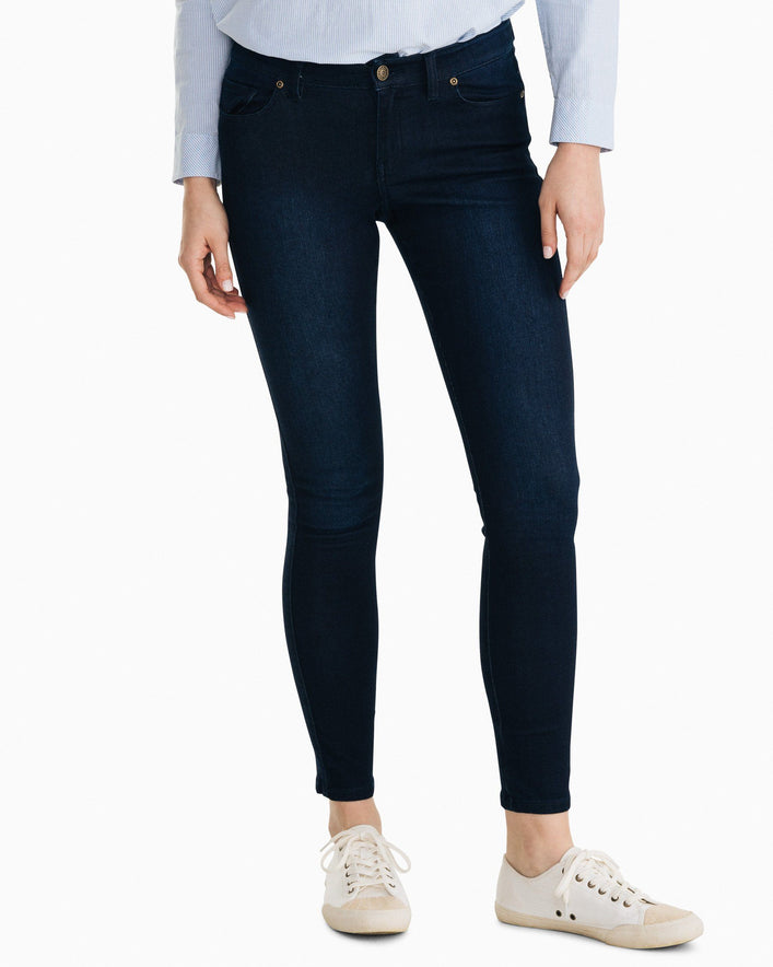 Resort Skinny Blue Jean