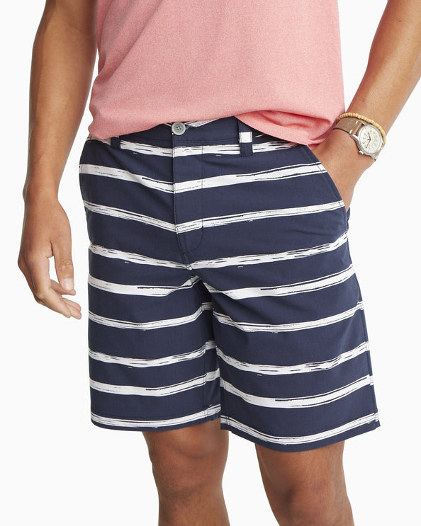 Sail Striped T3 Gulf Short
