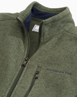 Samson Peak Sweater Fleece Vest | Southern Tide