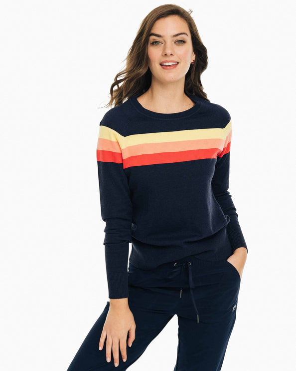 Shiloh Striped Sweater
