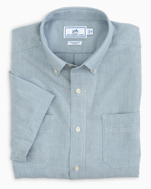 Short Sleeve Dock Shirt | Southern Tide