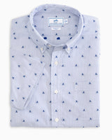 Sink or Swim Short Sleeve Button Down Shirt | Southern Tide