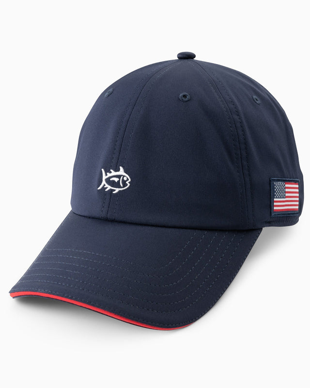 Skipjack Freedom Performance Hat | Southern Tide