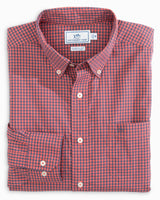 Skipjack Gingham Button Down Shirt | Southern Tide