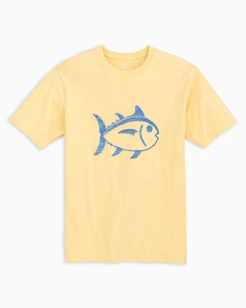 Skipjack Reverse Printed T-Shirt | Southern Tide