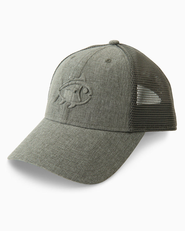Skipjack Stamp Performance Trucker Hat