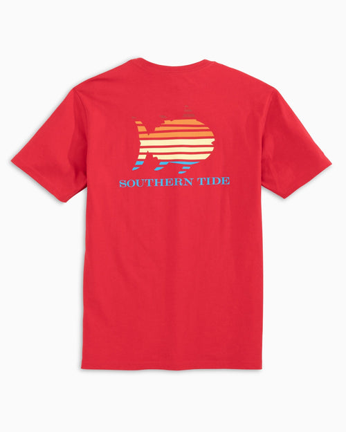 Skipjack Sunset T-Shirt | Southern Tide