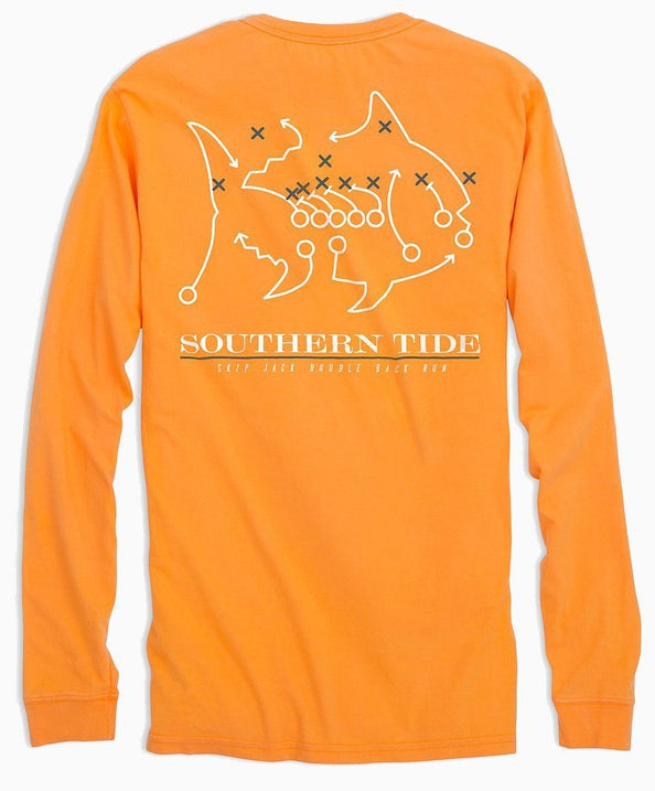 Tennessee Vols Skipjack Long Sleeve T-Shirt