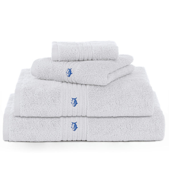 Performance 5.0 Towel - Optical White