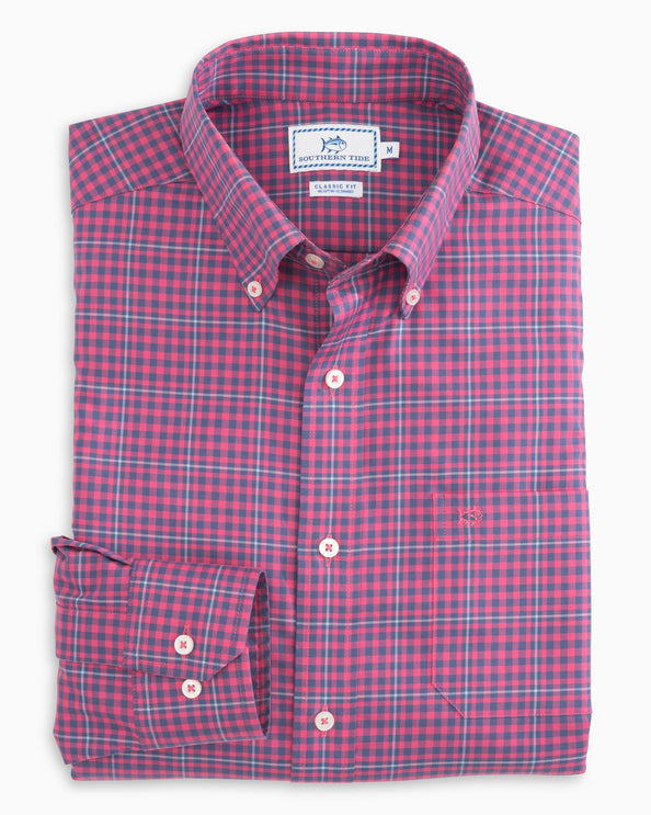 Image of Appaloosa Gingham Sport Shirt