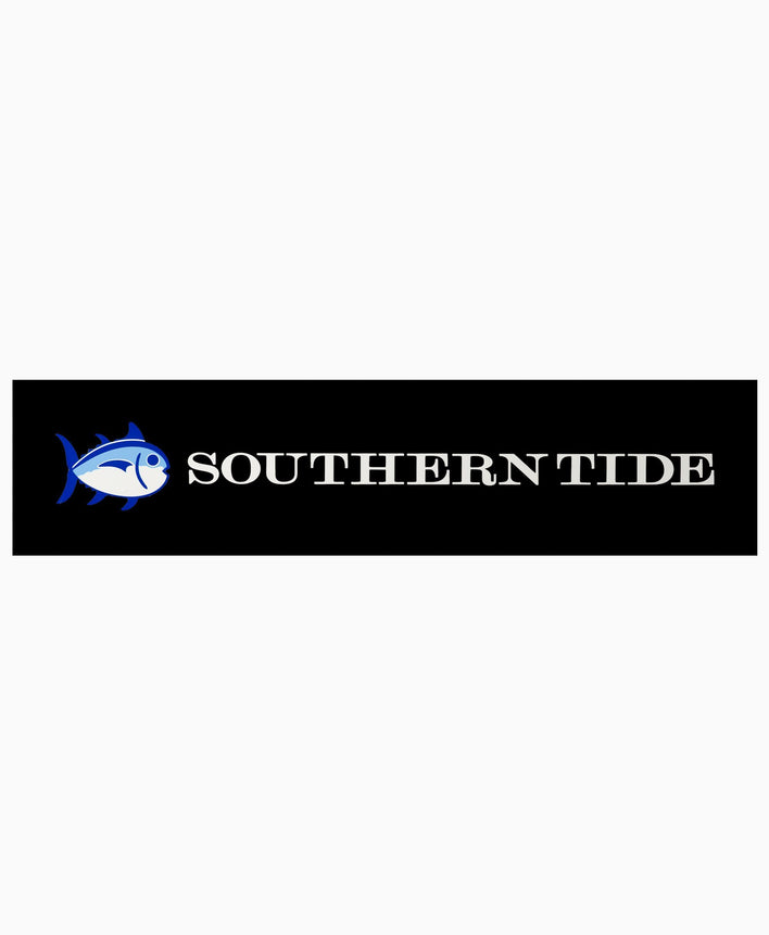 Southern Tide Vinyl Car Decal - Color