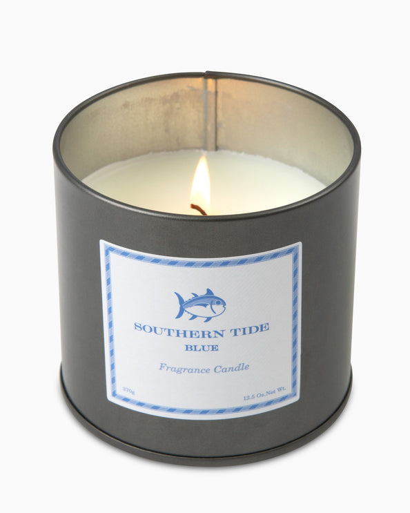 Southern Tide Blue Fragrance Candle