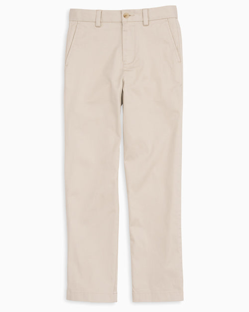 Boys Channel Marker Chino Pant | Southern Tide