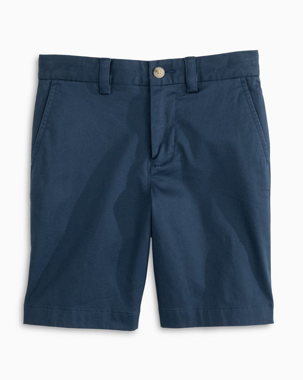 Boys' Channel Marker Chino Short