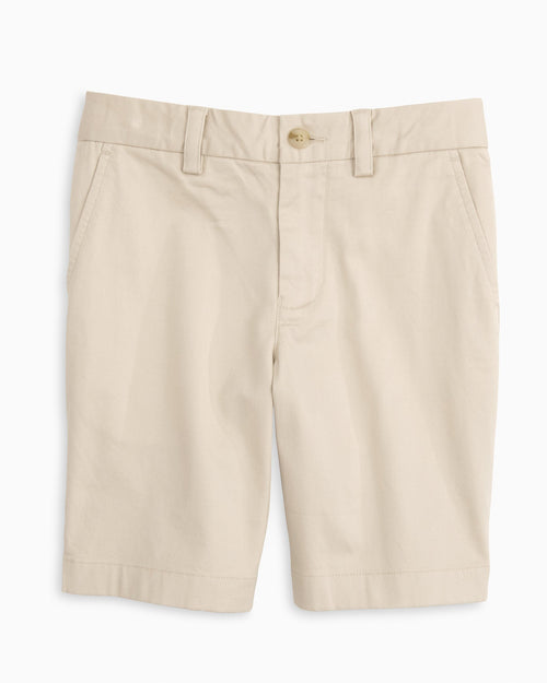 Boys Channel Marker Chino Short | Southern Tide