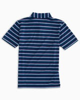 Boys Freedom Multi-Stripe Performance Polo