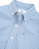 Boys Intercoastal Gingham Button Down Shirt | Southern Tide
