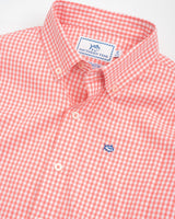 Boys Intercoastal Gingham Shirt | Southern Tide