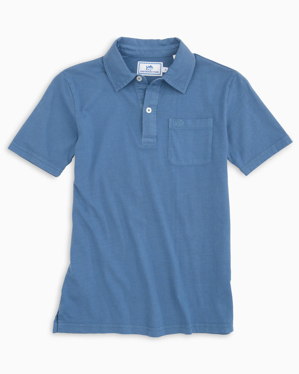 Image of Boys Island Road Jersey Polo