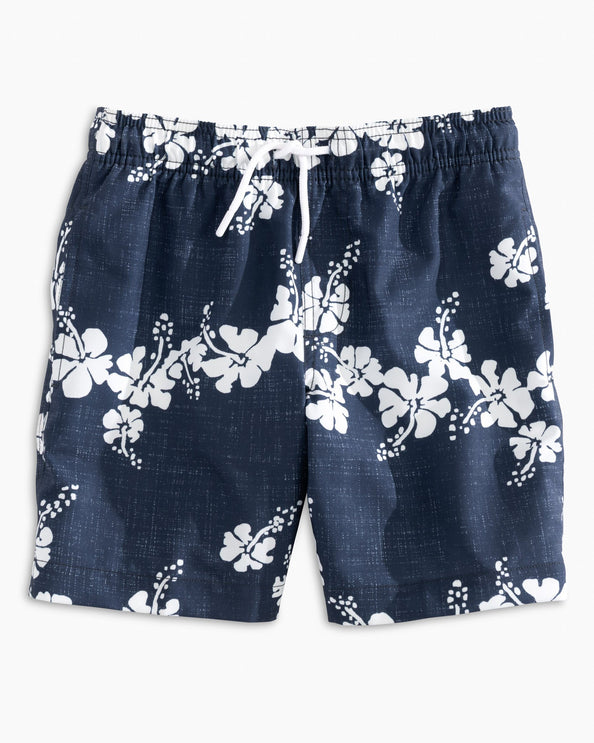 Boys Reyn Spooner Aloha Swim Trunks